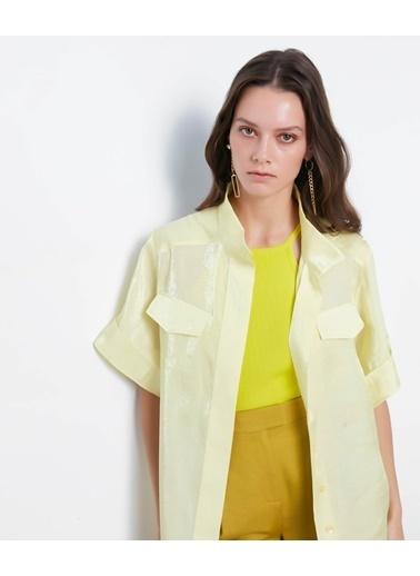 Ipekyol Gömlek Sarı